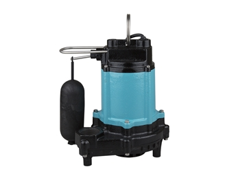 Picture of Little Giant® 1/2 HP Submersible Pump - Automatic - 115V