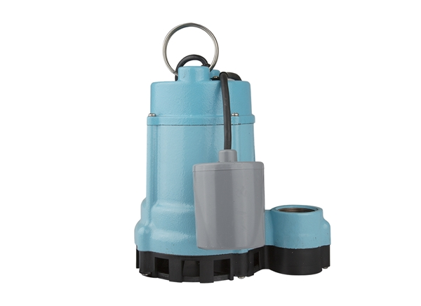 Picture of Little Giant® 4/10 HP 80 GPM Submersible Pump - Automatic 208-230V
