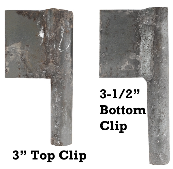 """Picture of 3-1/2"""" Bottom Latch Clip"""