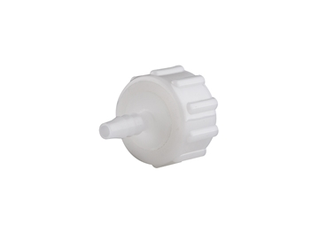 "Picture of 1/4"" Barb x  3/4'' FGHT Nylon Hose Fitting"