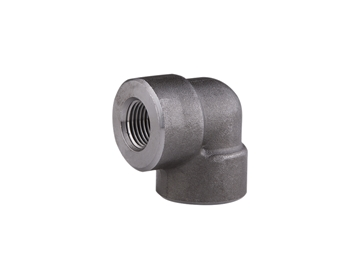 Picture of Steel Elbow Fitting 90° Schedule 80