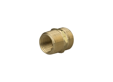 "Picture of 3/4"" MPT X 3/4"" MHT Adaptor Brass"