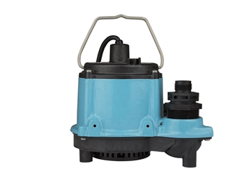 Picture of Little Giant® 1/3 HP Submersible Pump - Manual 115V