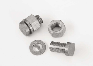 Picture of Line Clamp/Tap Split Bolt w/ Nut - 3 pack