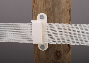 Picture of Tape Insulator for Wood Posts - 25 pack