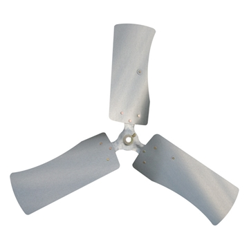 "Picture of Galvanized Prop 3 Blade for 36"" Box Fan"