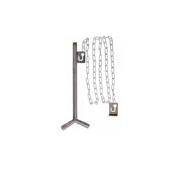 "Picture of Double Outlet 18"" Hanging Pig Waterer"