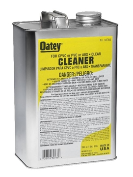 Picture of Oatey® Clear Pipe Cleaner - Gallon