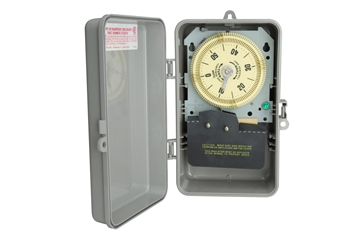 Picture of Tork® 1 HR Timer Switch 120V - Plastic Case