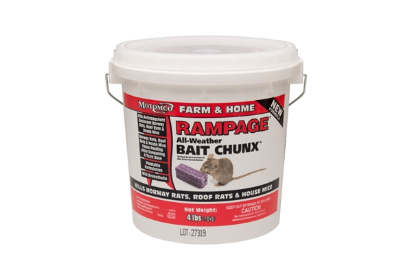 Picture of Rampage® Bait Chunxs - 4 lb. Bucket