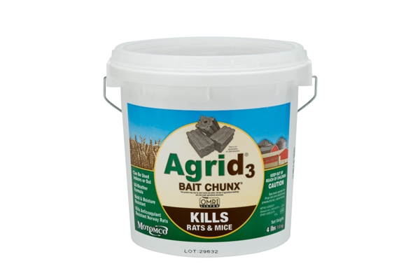 Picture of Agrid3® Organic Chunxs - 4 lb Bucket