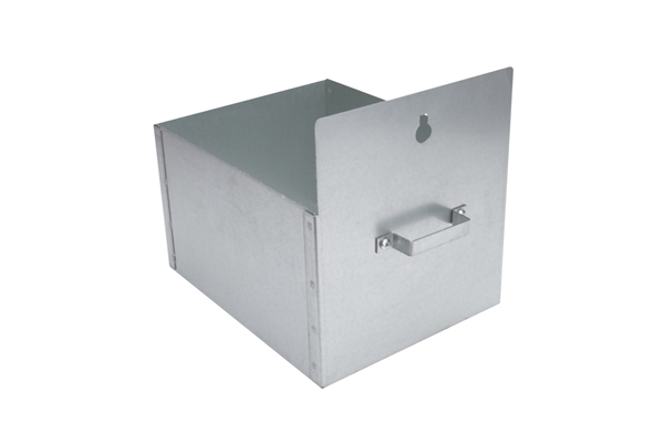 Picture of Metal Litter Pan, Egg Table