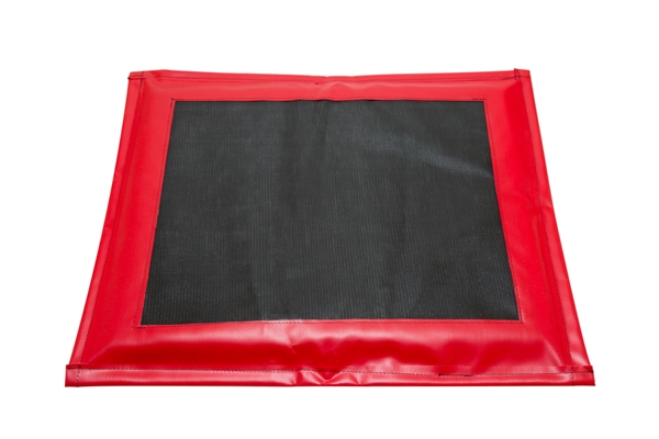 "Picture of Red Disinfectant Mat (32"" x 24"" x 1-1/2"")"