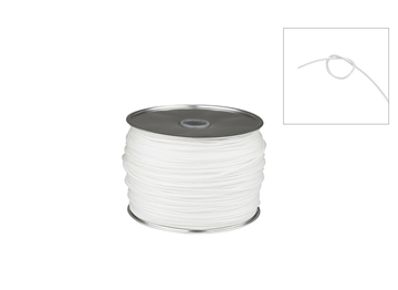 "Picture of 1/8"" Diamond Braid Cord - 1000' Roll"
