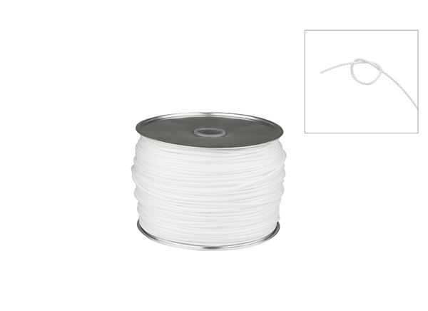 """Picture of 1/8"""" Diamond Braid Cord - 1000' Roll"""