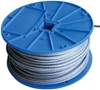 "Picture of 1/8"" Galvanized Cable - 7 x 19"