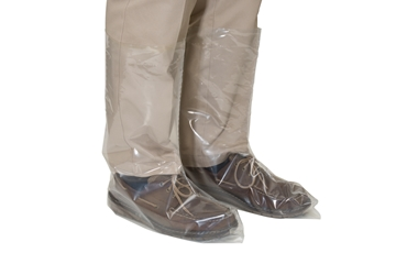 Picture of Plastic Disposable Boot Covers - 4 mil