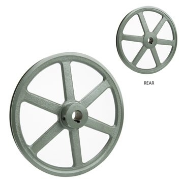 "Picture of 11"" Dia x 1"" Bore Fan Pulley AK114"