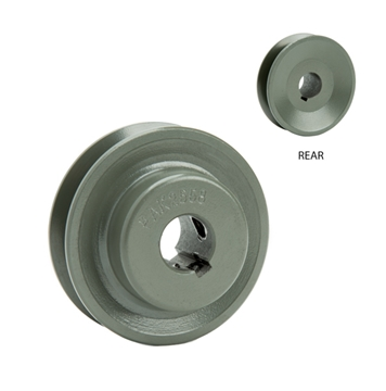 "Picture of 2-1/4"" Motor Pulley AK22-5/8"