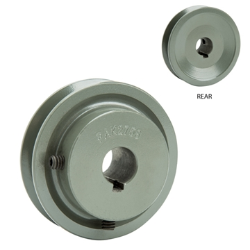 "Picture of 2-3/4"" Motor pulley AK27-5/8"