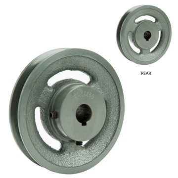 "Picture of 3.95"" Motor pulley AK41-5/8"
