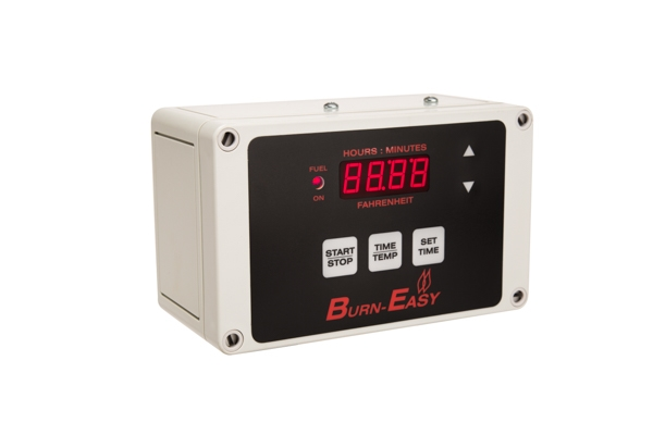 Picture of Incinerator Control Box