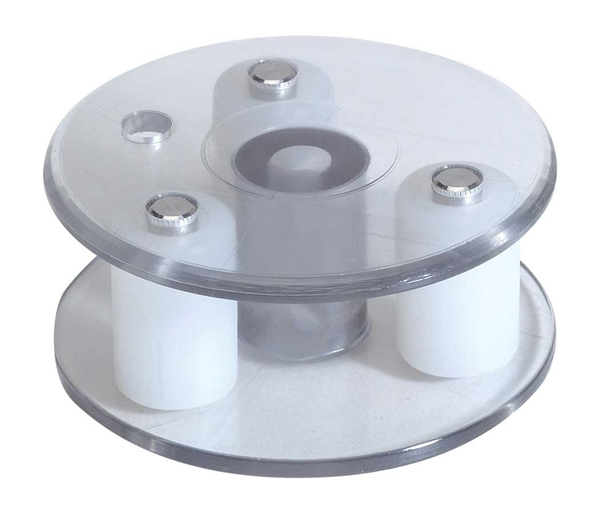 Picture of Stennicator White Roller Assembly