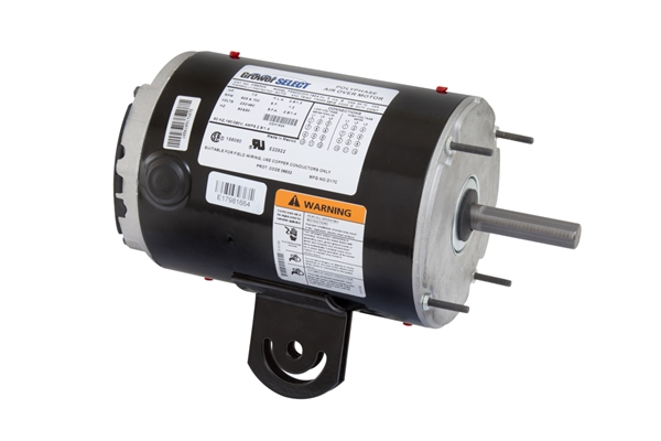 Picture of Grower SELECT® 1/2 HP 3P Fan Motor 230/460V