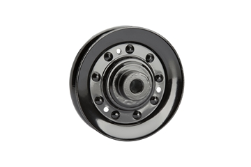 "Picture of 3-1/2"" Metal Idler Pulley"