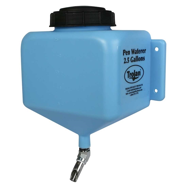 Picture of Trojan® Gravity Flow Pen Water Tank - 2.5 Gal