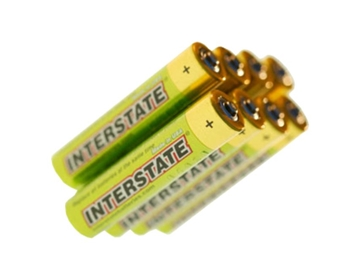 Picture of Interstate Alkaline Batteries