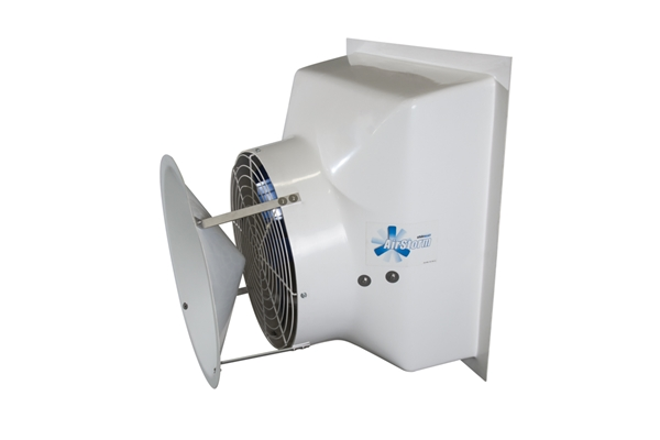 "Picture of Wind Diverter Kit 14"""