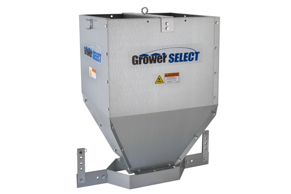 Grower SELECT® Poultry Feed Line Hoppers