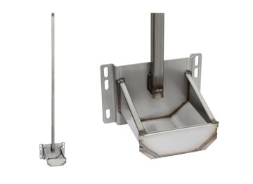 Picture of Hog Slat® Single Welded Water Cups w/ Pipe