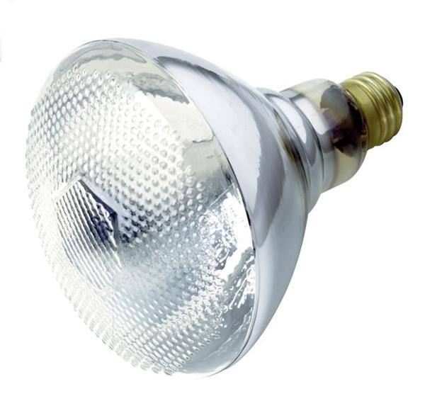175 Watt Clear Shatterproof Heat Lamps
