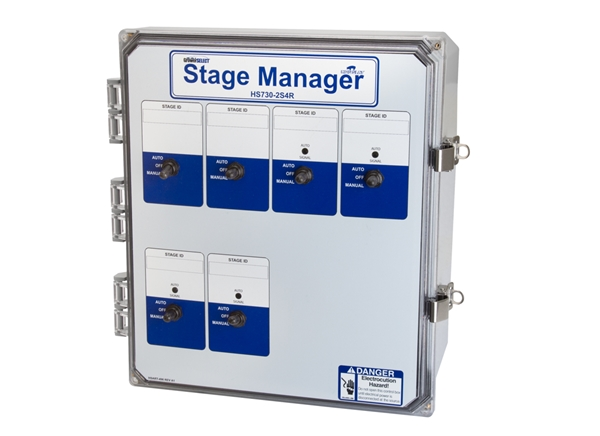 Picture of Grower SELECT® 4 Relay Stage Manager Controller