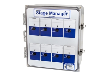 Picture of Grower SELECT® 8 Relay Stage Manager Controller