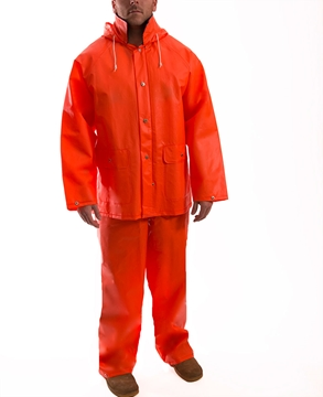 Picture of Tingley Comfort-Tuff® Orange 2 Piece Rain Suit