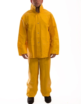 Picture of Tingley Comfort-Tuff® Yellow 2 Piece Rain Suit