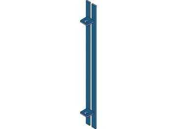 """Picture of 28-1/2"""" Universal Feeder/Wall Bracket"""