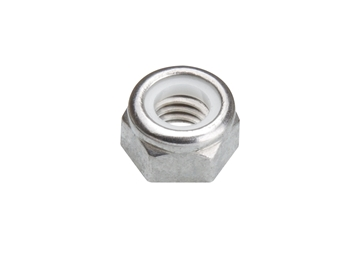 "Picture of 1/4"" Locknut SS"