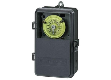 Picture of Intermatic® 24 HR Timer Switch 120V, Plastic w/ Window
