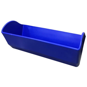 Picture of Poly Feed Pan - Blue