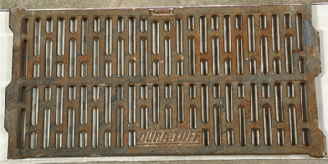 Picture of Interlocking Cast Flooring