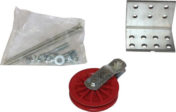 Single Pulley Bracket Kit