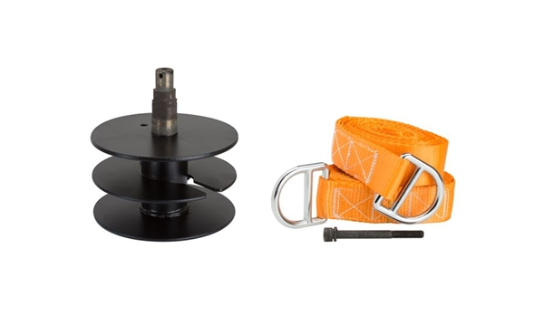 Picture of Drum & Strap Kit for Cable Free Winch