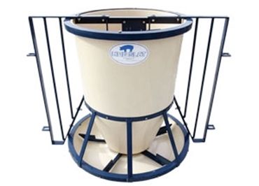 Picture for category Round Fiberglass Pig Feeder