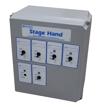 Picture of Stage Hand Control W/ 4Relays 2 Switches