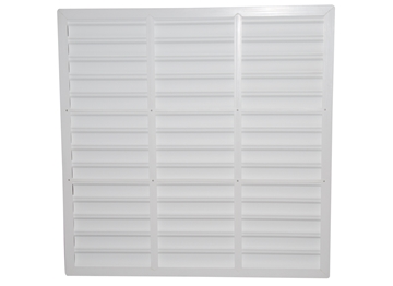 "Picture of PVC Shutter 48-3/4"" X 48-3/4"""
