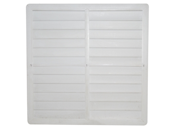 "Picture of PVC Shutter 36"" X 36"""